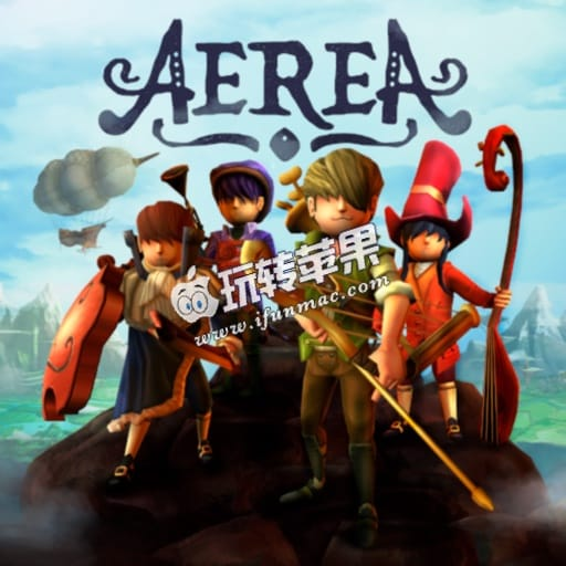 AereA for Mac 中文原生版下载 – 好玩的音乐RPG游戏大作