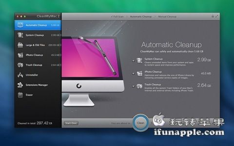 """CleanMyMac"