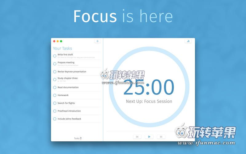 Focus - Productivity Timer 截图