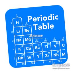 Periodic Table Chemistry for Mac 3.2.1 破解版下载 – 元素周期表