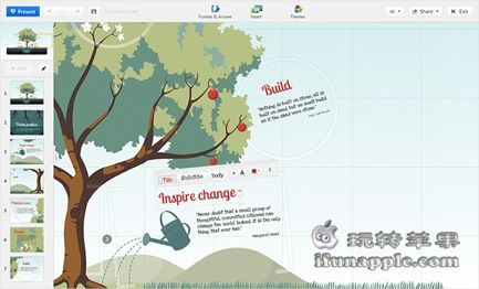 prezi pro for mac 5.2.图片