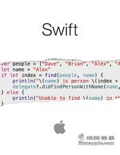 《The Swift Programming Language》 中文 PDF电子版下载